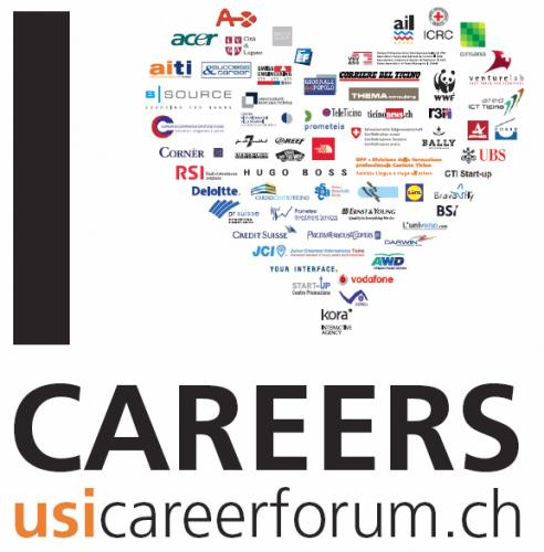 Logo USI Career Forum 2010